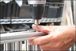Consumer Goods Aluminum Extrusions