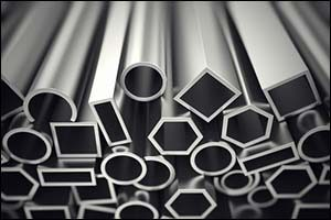 Aluminium tubes and pipes
