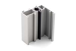 Interlocking Aluminum Profile