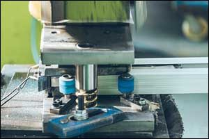 Secondary Operations Custom Aluminum Extrusion