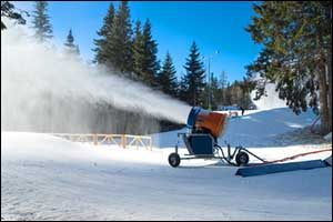 Snow Making Applications and Aluminum Extrusion