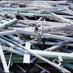 recyclable and sustainable aluminum extrusion